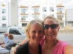 Me and Julie at Bourbon St. Oyster Bar