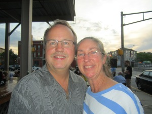 Rick and Nancy Oldham