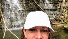 clifty falls state park, solo adventure
